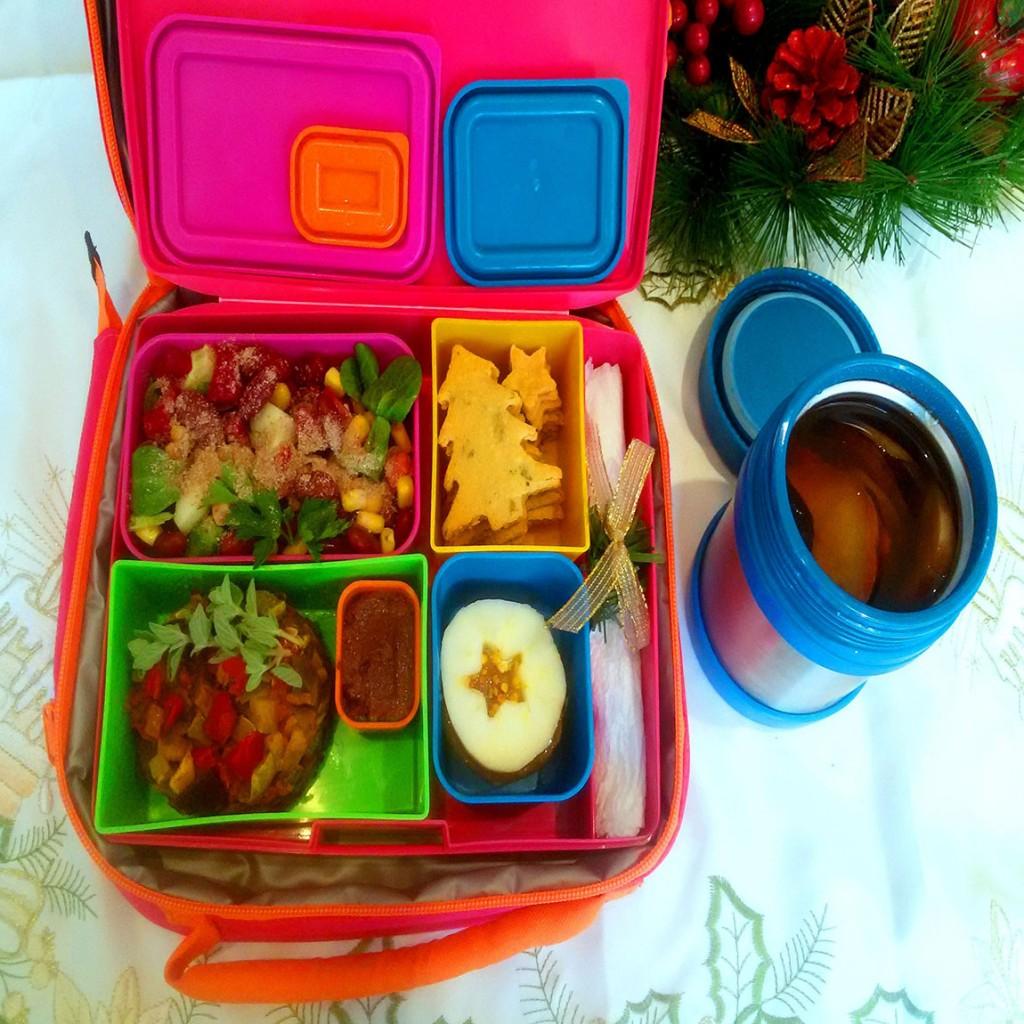 Lunchbox меню: Рататуй (по рецепта на Мария Калайджиева)
