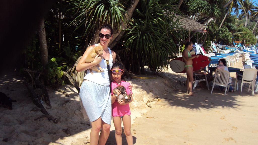 SL Mirissa beach 2