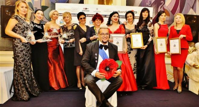Ружа Игнатова е Бизнесдама на годината 2014 в националния конкурс, организиран от лорд Евгени Минчев